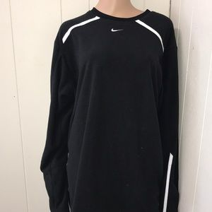 Men's Nike long sleeve shirt size extra large